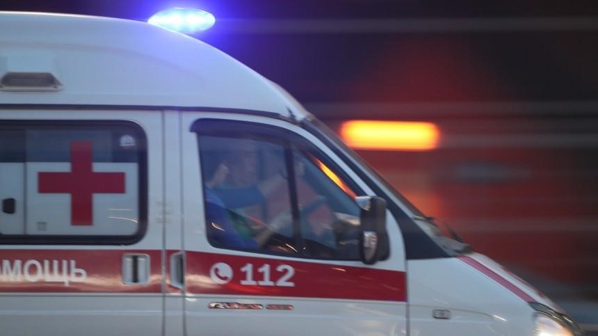 Три человека пострадали врезультате массового ДТП вцентре Москвы