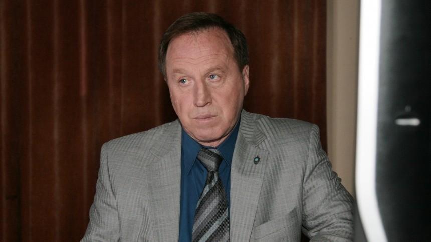 Долинский рассказал осостоянии больного COVID-19 актера Владимира Стеклова