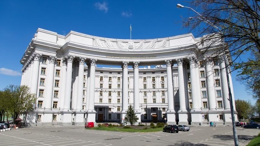Украина пригрозила России «камнями снеба» из-за Крыма