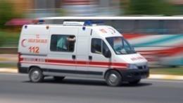Три человека погибли вДТП стуристическим автобусом вТурции