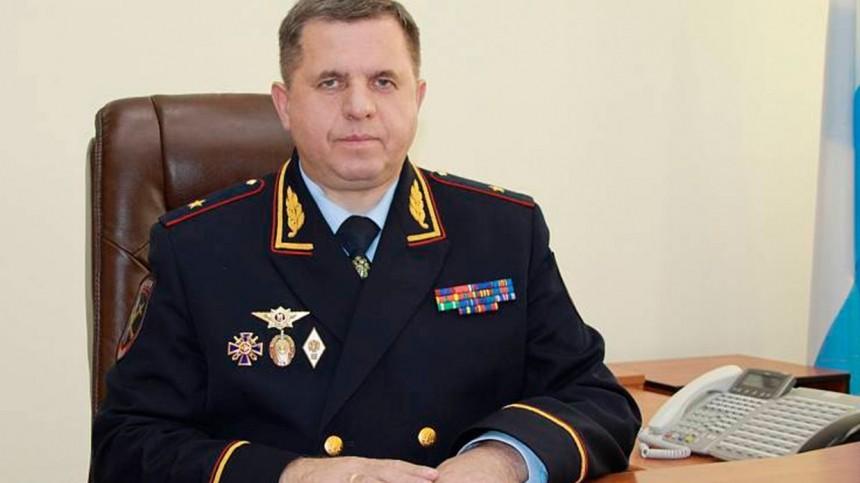 Экс-главу УМВД поКамчатскому краю задержали зазлоупотребления