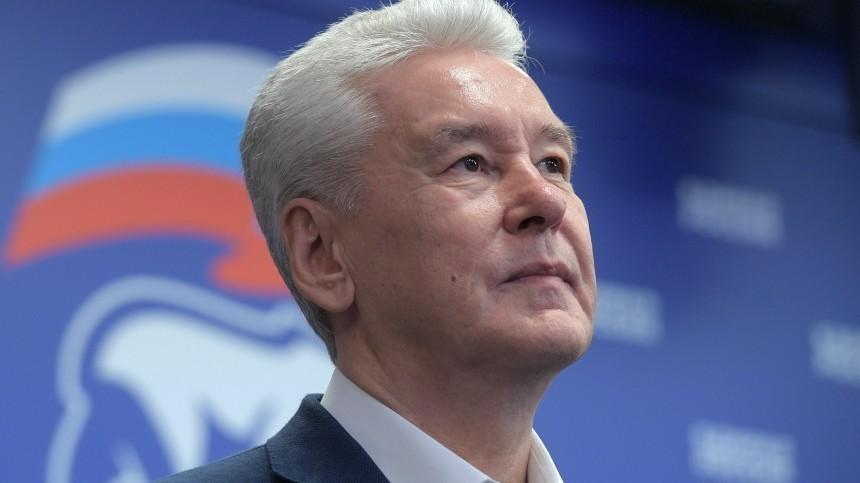 Собянин оважности каждого москвича: «Мыживем вконкурентном пространстве»