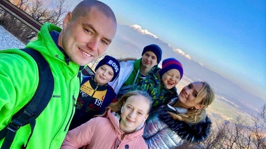 Сколько будет платить поалиментам многодетный муж Макеевой