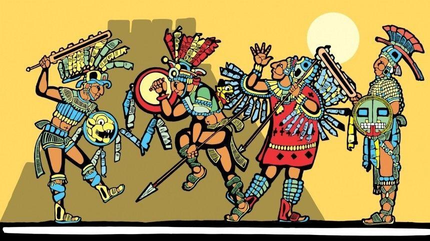 Кролик, орел или кремень: кто тывгороскопе ацтеков подате рождения