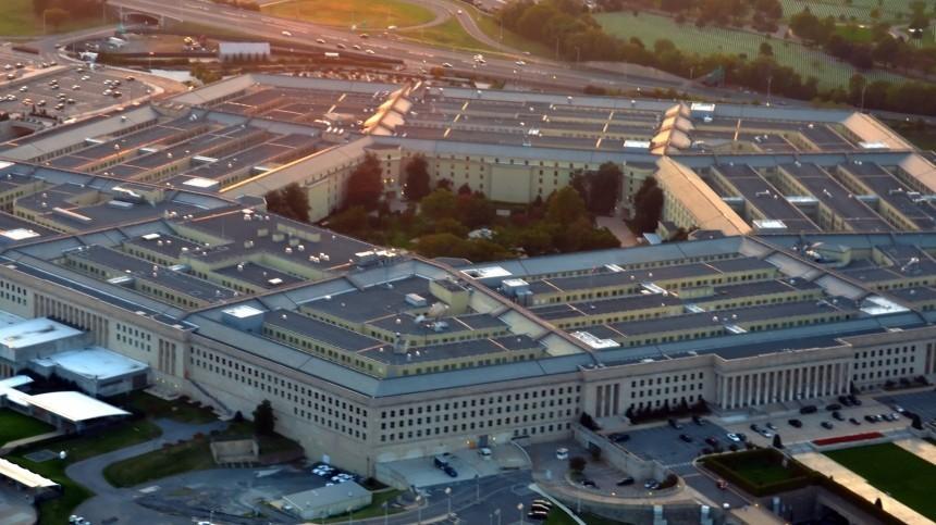 Здание Пентагона было срочно заблокировано из-за стрельбы неподалеку