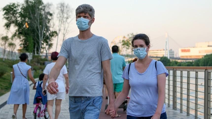 Попова: ситуация скоронавирусом вРФостается напряженной