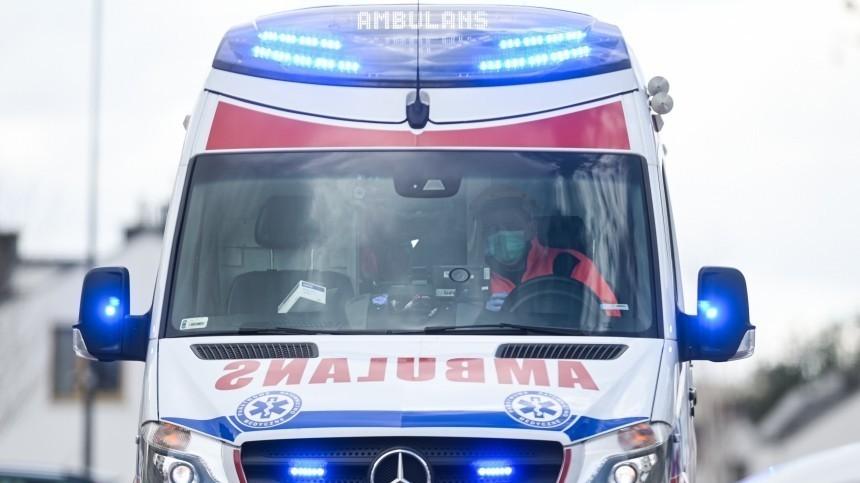 Около 50 человек пострадали при столкновении двух пассажирских поездов