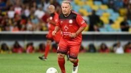 Искусственный интеллект помог легенде бразильского футбола услышать умершего отца