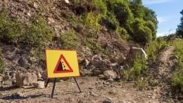 Туристы попали под камнепад вгорах Кабардино-Балкарии. Есть погибший