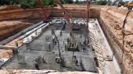 Всирийском Тартусе началось строительство первого университета