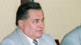 Умер создатель СБУ ичетвертый премьер-министр Украины Евгений Марчук
