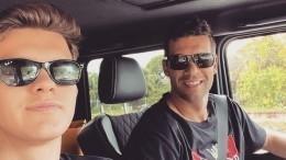 Ваварии погиб 18-летний сын немецкого футболиста Михаэля Баллака
