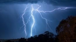 Екатеринбург затопило врезультате ночной грозы