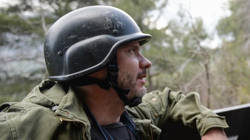 ВСКР заявили опричастности украинских силовиков кубийству журналиста Стенина