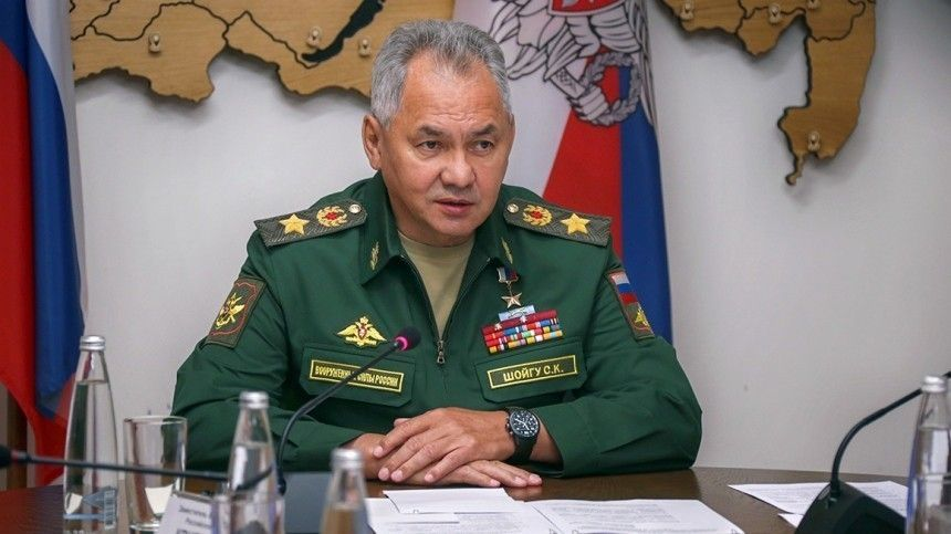 Сергей Шойгу предложил перенести столицу вСибирь