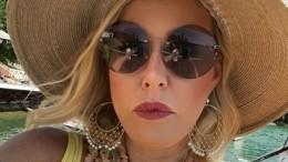 Ксения Собчак резко отреагировала накритику своей внешности: «Немой конек»