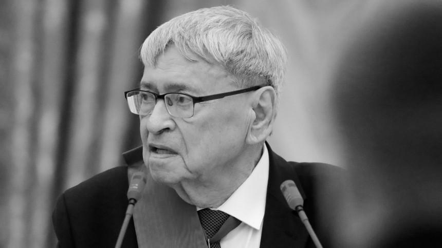 Умер создатель основ современного ядерного оружия России Юрий Трутнев