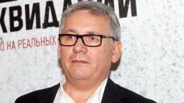 ВДоме кино простились срежиссером сериалов «Тайга» и«Каменская» Аравиным