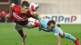 «Спартак» насвоем поле сенсационно проиграл «Нижнему Новгороду»