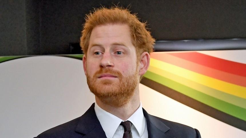 Принц Гарри призвал союзников помочь внаписании «взрывных» мемуаров