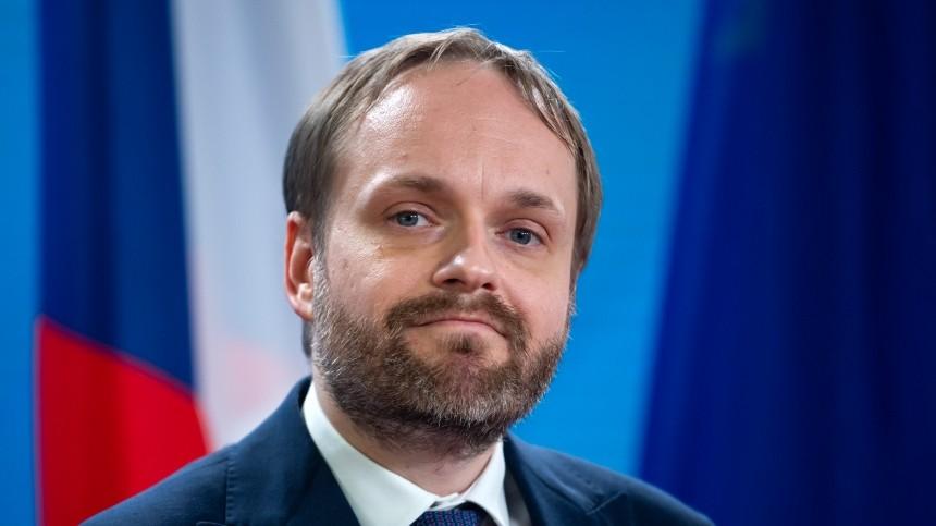 Глава МИД Чехии рассказал овозможности наладить диалог сРоссией