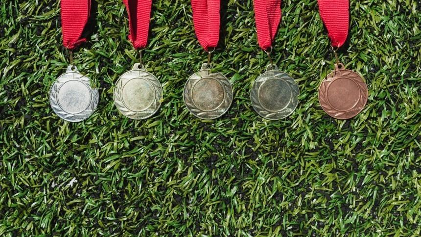 Спортсмены изРоссии заняли пятое место вмедальном зачете ОИ-2020 вТокио