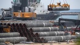 Посол РФвГермании заявил озавершении строительства «СП-2» всчитаные недели