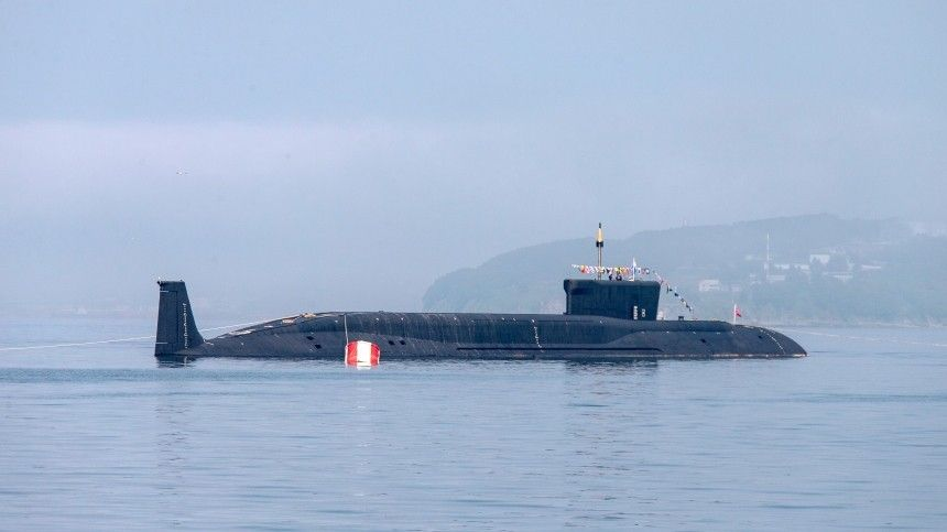 Сразу три атомных подводных лодки получит ВМФ России в2021 году