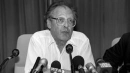 Умер один изавторов Конституции иправозащитник Сергей Ковалев