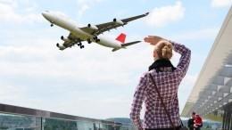 Состоялся первый после шестилетнего перерыва российский рейс вЕгипет