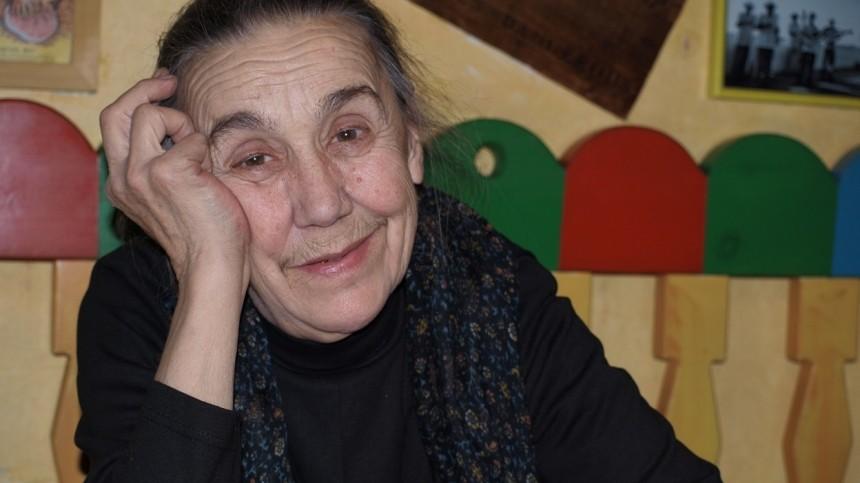 Умерла актриса из«Москва слезам неверит» илегендарного «Кабачка 13 стульев»