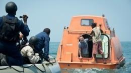 Путин: странам нужно объединиться для борьбы сморским пиратством