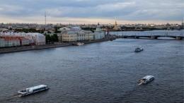 Почему вПетербурге неудается запустить водный транспорт, как вВенеции