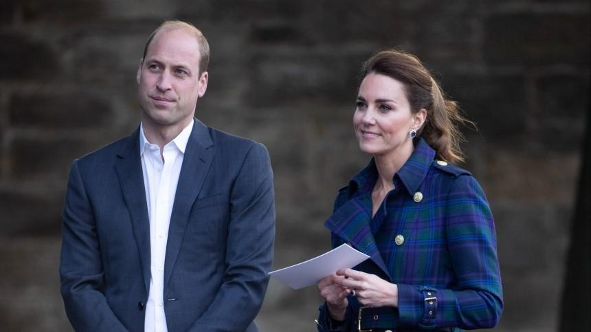 Секретный особняк принца Уильяма иКейт Миддлтон обнаружили вШотландии