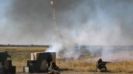 Военные изРоссии иИндии освободили поселок отусловных террористов