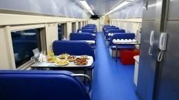 Сотрудников поезда Мурманск— Адлер задержали из-за массового отравления детей