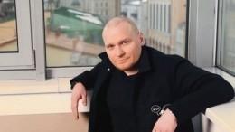 Сергей Сафронов рассказал освоей болезни: «Опухоль размером скулак»