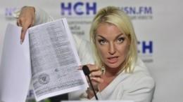 Волочкова заявила, что Большой театр должен ей200 миллионов рублей