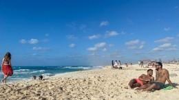 Приехавшие вЕгипет российские туристы столкнулись сострогими мерами безопаности