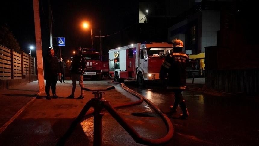 Появилось фото последствий взрыва газа вмногоквартирном доме вКраснодаре