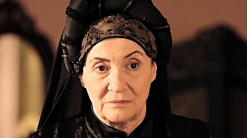 Умерла звезда «Великолепного века», сыгравшая кормилицу султана Сулеймана