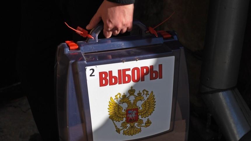 ВСовфеде неисключили попыток Запада организовать протесты впериод выборов