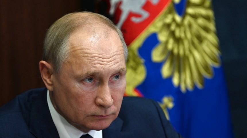 Путин поручил наградить российских медалистов Олимпиады вТокио