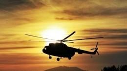 Стали известны подробности крушения Ми-8 спассажирами наКамчатке