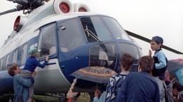 Самый массовый: чем известен рухнувший наКамчатке вертолет Ми-8