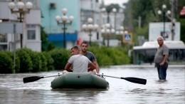 Власти Керчи предупредили население овозможной эвакуации из-за подтоплений