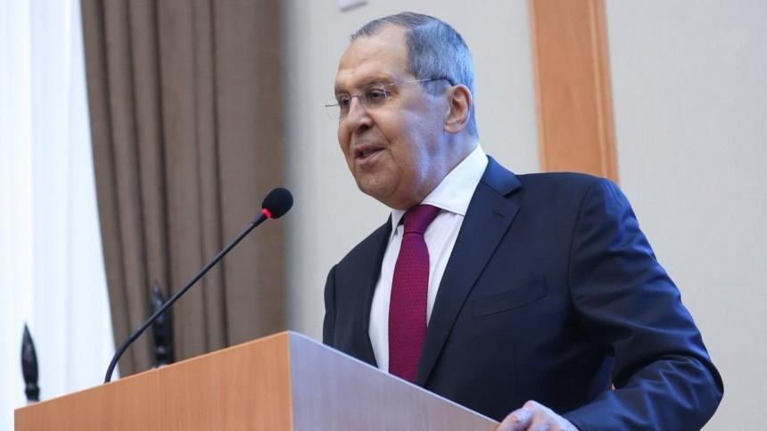 Лавров назвал шабашем проведение Киевом форума «Крымская платформа»