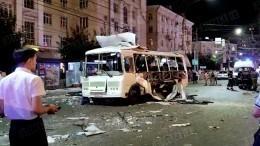 Прокуратура уточнила число пострадавших вовремя взрыва вВоронеже