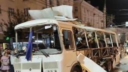 Скончалась женщина, которой ампутировали ноги после взрыва вмаршрутке Воронежа