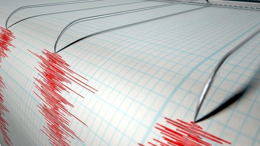 Землетрясение магнитудой 5,4 произошло вКемеровской области
